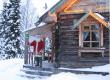 Увидите Дом Лапландского Деда Мороза