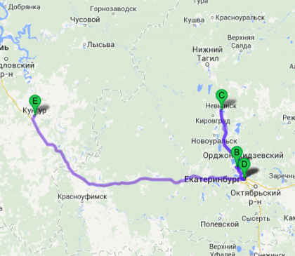 Самое-самое на Урале