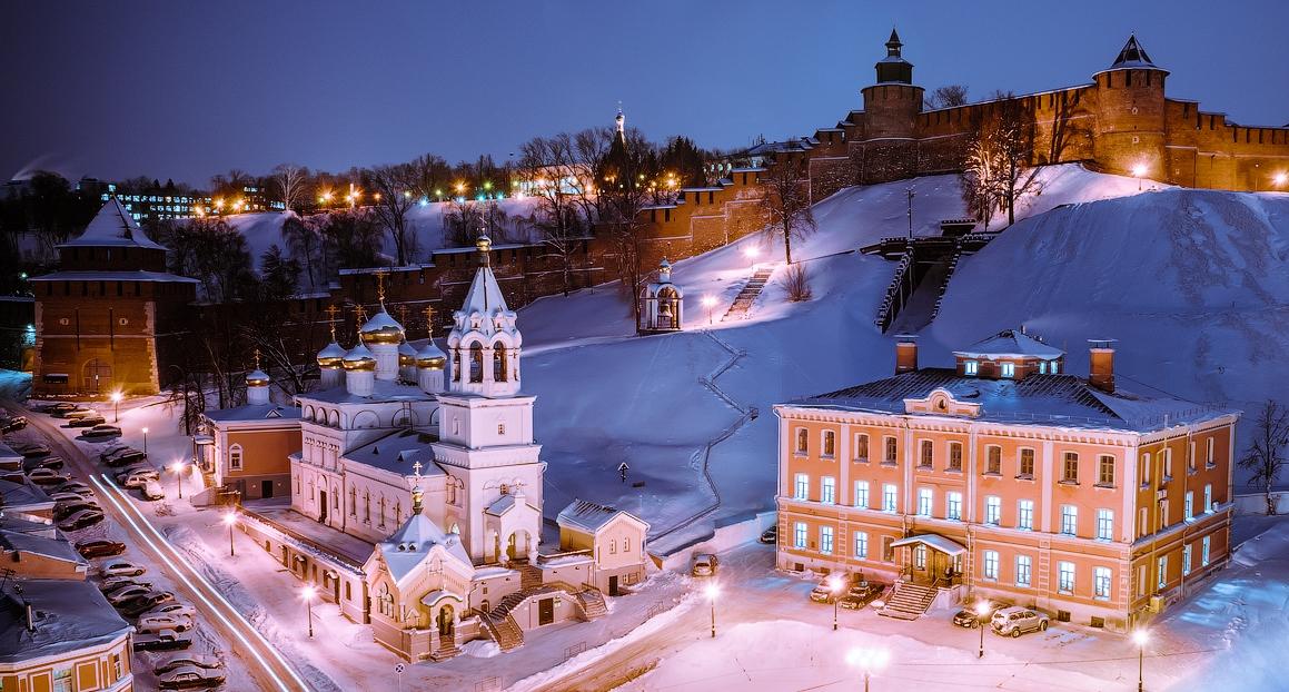 Нижний новгород фото туристов